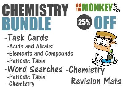 Chemistry Kit Bundle