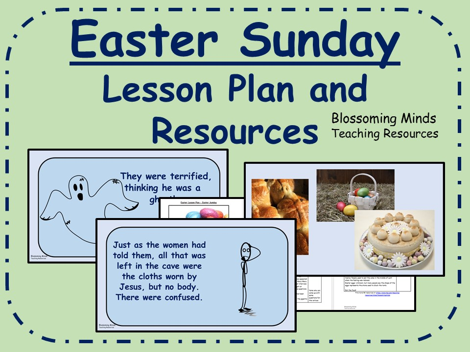 Easter Sunday RE Lesson - KS2