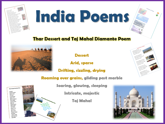 India Poem Collection