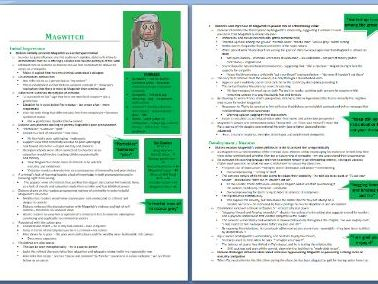Magwitch Grade 9 Study Guide (Great Expectations)