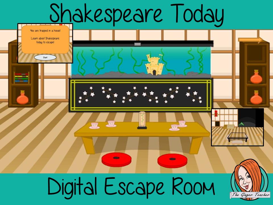 Shakespeare Today Escape Room