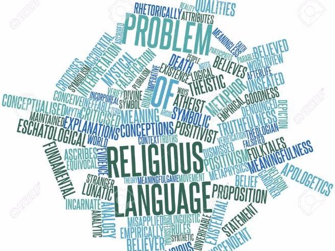 Work Scheme on Religious Language (OCR A2 Religious Studies)