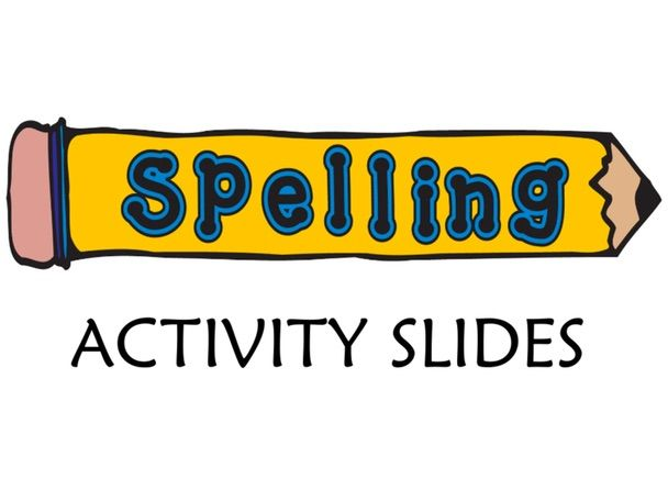 70 Fun Spelling Activities
