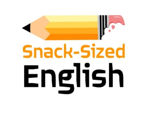 Snack-Sized English: Comprehension, SPAG and VR