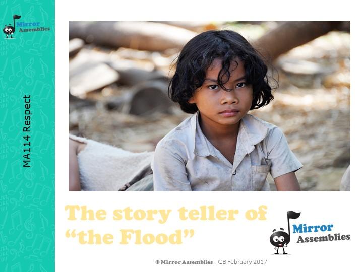 The Flood -KS2 - Responding to disasters