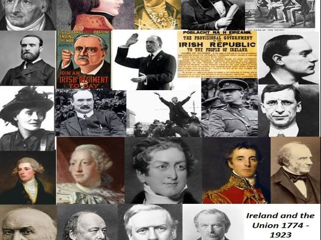 Ireland and the Union 1774-1923
