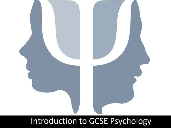 What is Psychology GCSE Introductin
