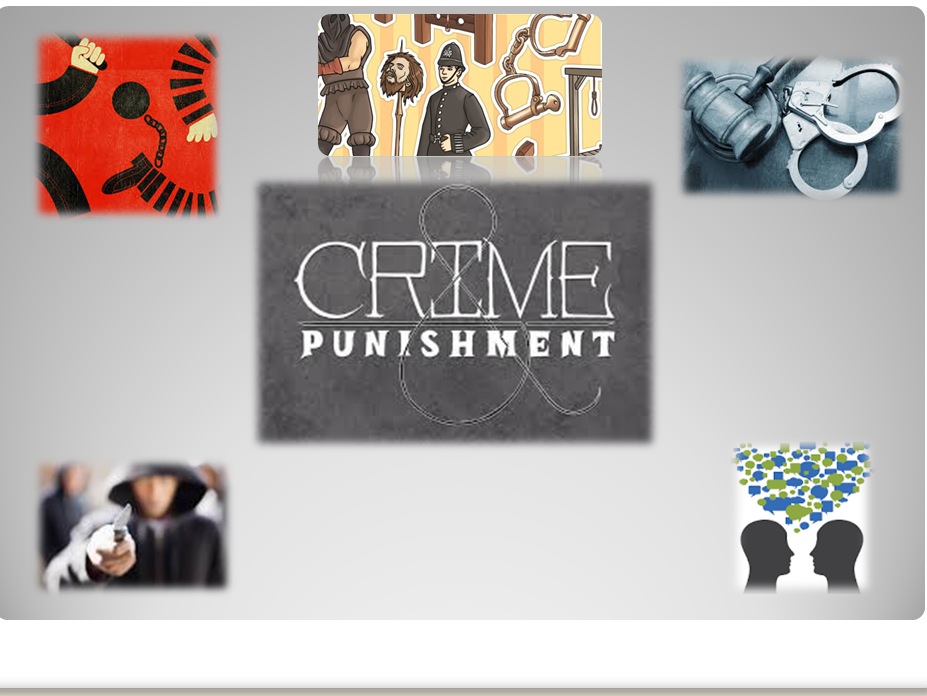 Crime and Punishment Scheme of Work