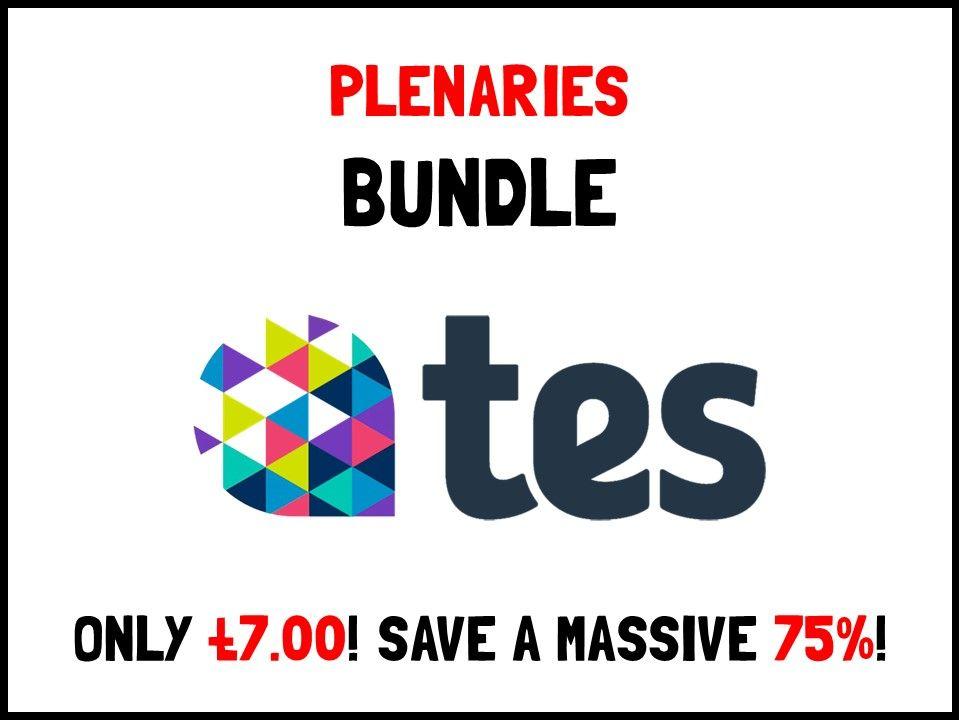 Plenaries bundle