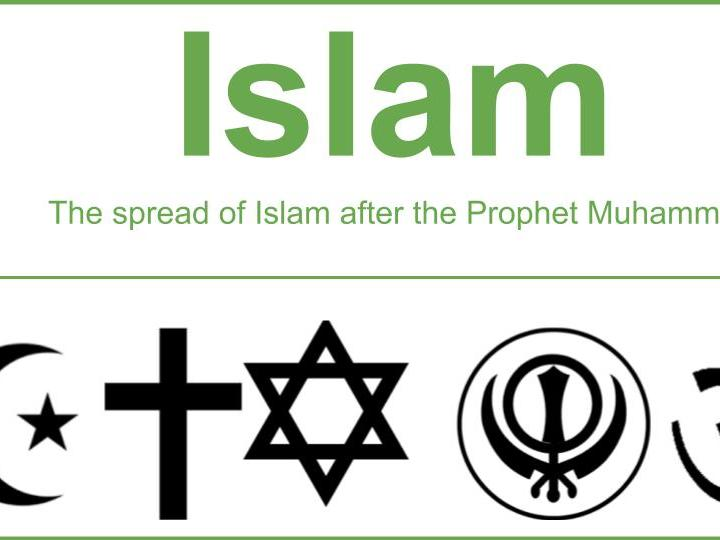 Islam - The Spread of Islam