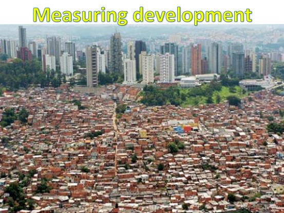 KS3 Development - Measuring Development