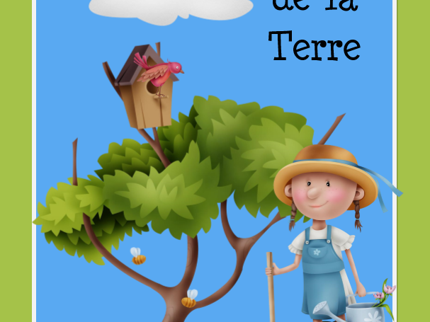Le jour de la Terre  (Earth Day)