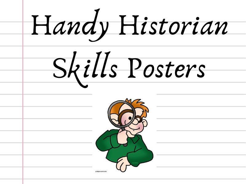 Handy Historian Skills