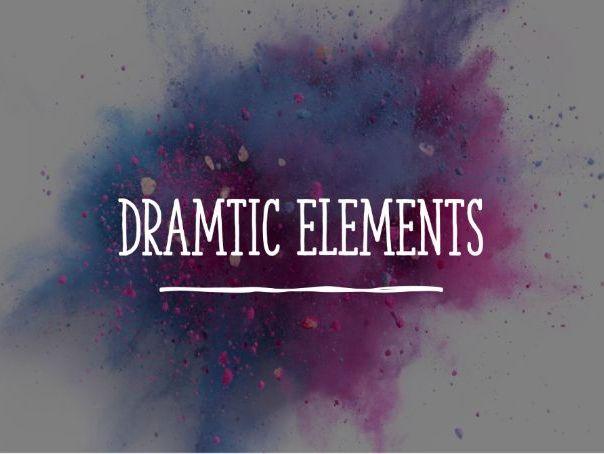 Dramatic Elements SoL