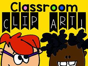 Clip Art Classroom Clipart