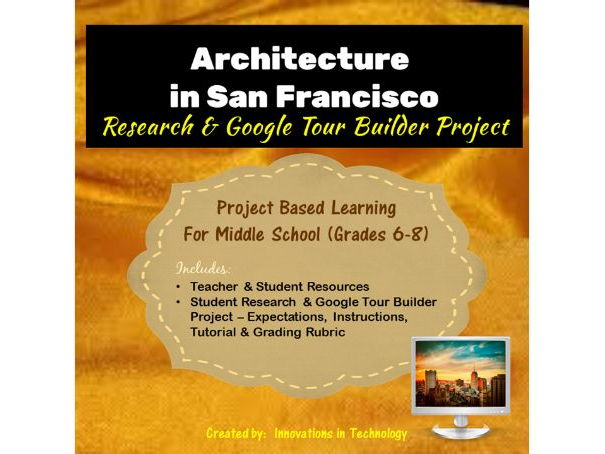 Google Tour Builder - Explore the Architectural Landmarks of San Francisco