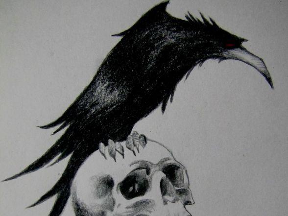 The Raven, Edgar Allan Poe.  Scheme of Work. Perfect for Halloween! KS3/4
