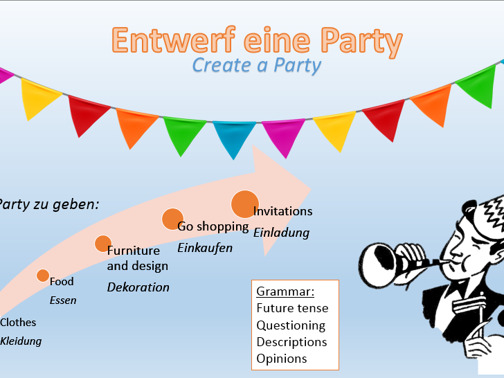 Create a Party!