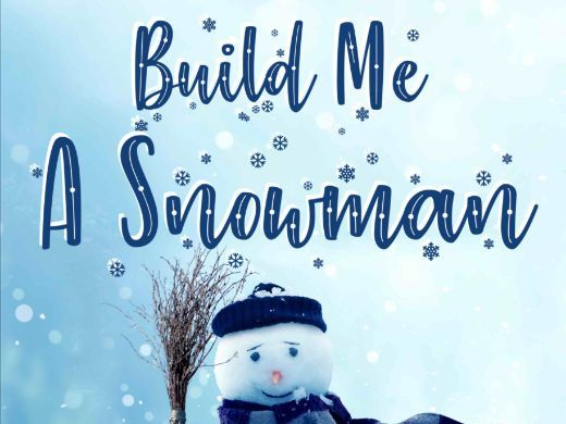Build Me A Snowman (Vocal Score Only)