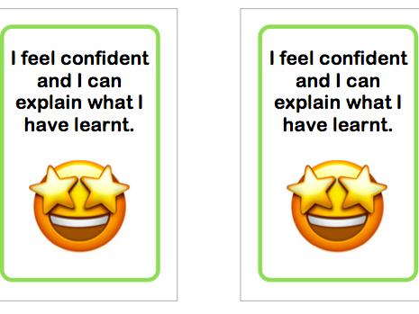 IKEA Tolsby Self Assessment Emoji Frames