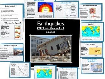 Earthquakes Unit