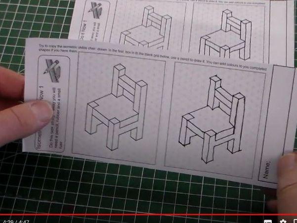 Isometric Do It Now Tasks