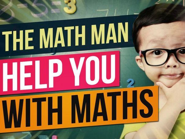 Maths Challenge Cards for KS2 - ideal lesson starter