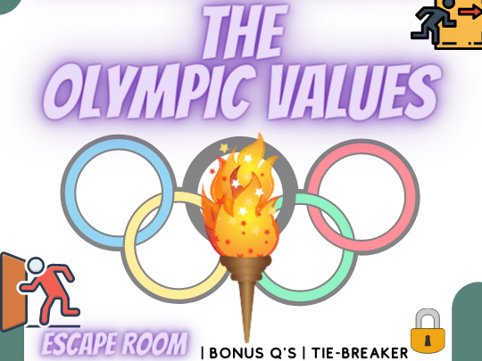 Olympic Values Escape Room