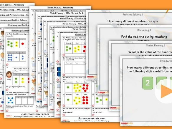 Year 3/4 Mixed Age Autumn Block 1 Step 4 Lesson Pack