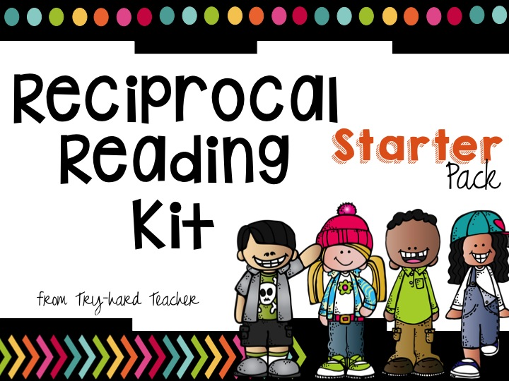 Reciprocal Reading Starter Kit- all you need to get going!