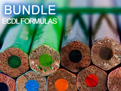 ECDL Excel Formulas