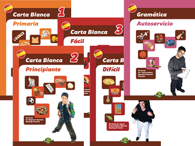 Spanish Activity Cards