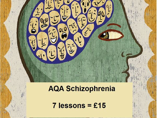 AQA '15 Schizophrenia - FULL TOPIC