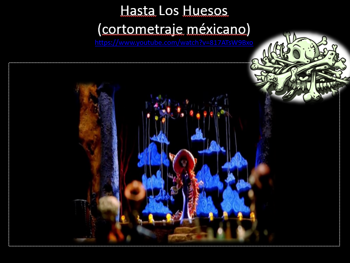 El Día de los Muertos - The Day of Dead - Spanish - Year 9 - Year 10 - Listening