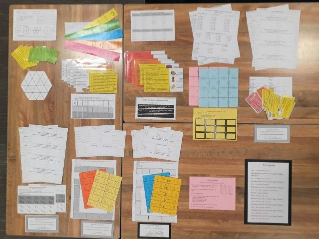 Y5 and 6 Maths: Complete Fractions Unit (all resources and plans) (National Curriculum)