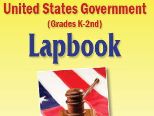 U.S. Government Lapbook Lapbook (K-2nd)