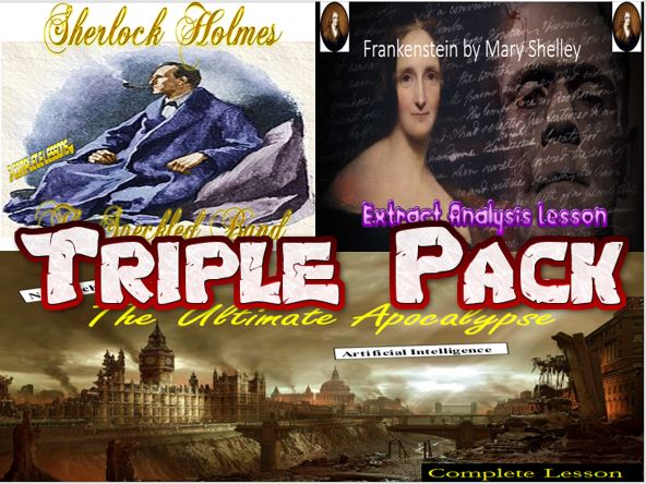 Triple Pack - Exciting Lessons