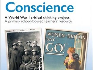 Conscience A World War I critical thinking project