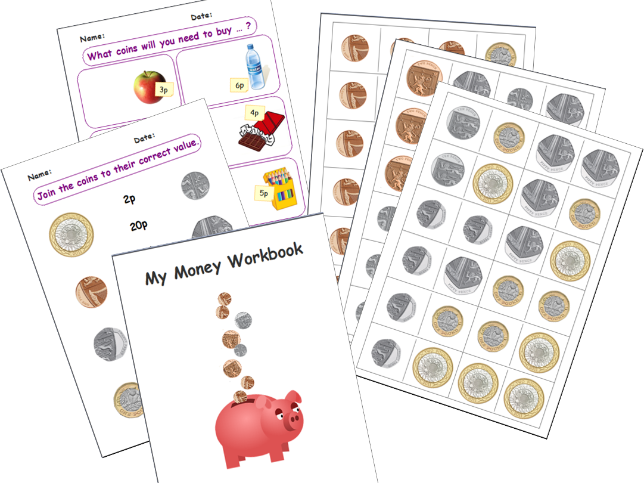 Money and coin activities