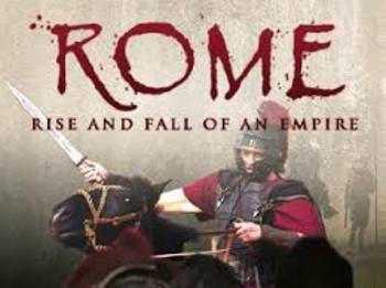 Rome Rise & Fall of an Empire The Barbarian General  Ep 11 WITH ANSWER KEY! : )