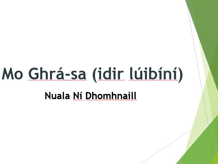 Mo Ghrá-sa (Idir Lubíní) - Bundle