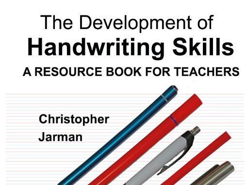 Teachers' Handwriting Resource Handbook by Christopher Jarman