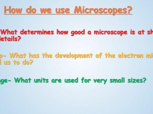 Light Microscopes