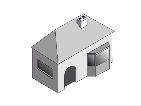 Graphics Drawing Skills Project, SOW & Work Sheets - Isometric, Orthographic