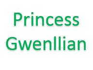 Princess Gwenllian - Story and worksheet