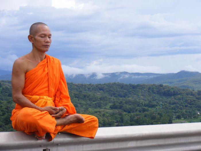 Meditation lesson
