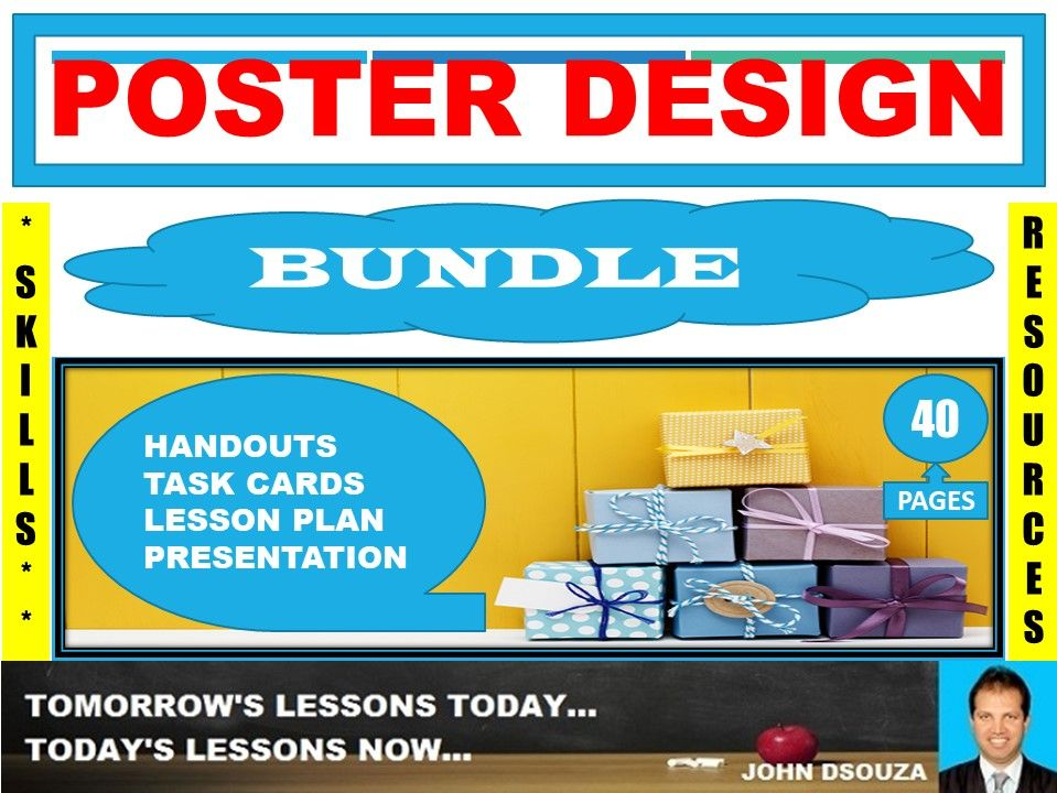 POSTER DESIGN BUNDLE