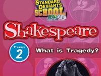 "Shakespeare Intro to Tragedy  ""Standard Deviants"" 20  T/F Video Quiz"