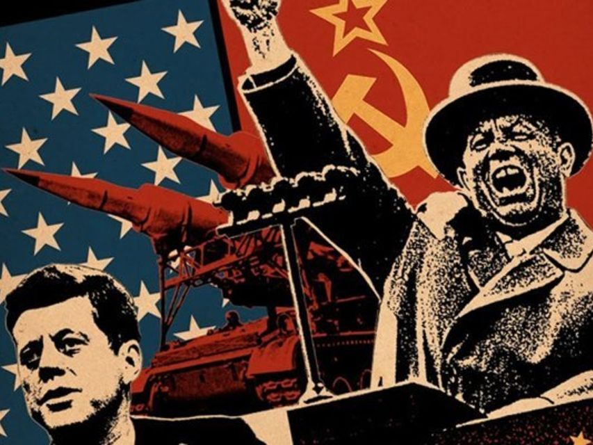 How did the Cold War develop? 1943-56