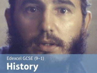Edexcel GCSE History - Superpower relations & Cold War - Topic One, 9 WORKSHEETS!